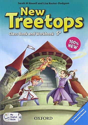 New treetops. Coursebook-Workbook. Per la Scuola elementare. Con CD. Con espansione online: 5