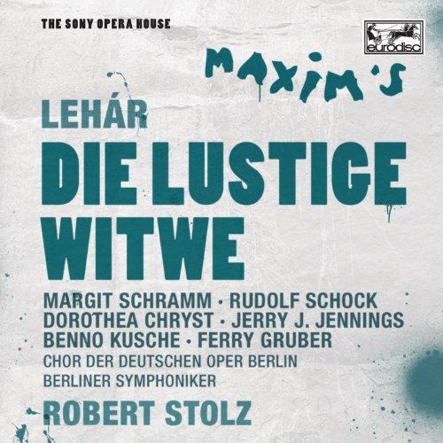 Lehar: Die Lustige Witwe - The Sony Opera House