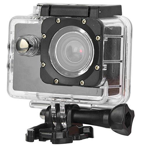 Mugast Sports Kamera,4K HD Unterwasser 30M Wasserdicht WiFi Sportcamcorder mit Herausnehmbarem Akku,140° Weitwinkelobjektiv und Montagezubehör Kits 900 Digital Camcorder
