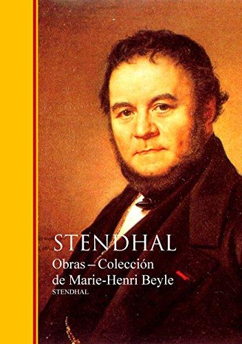 Obras - Coleccion de Stendhal (Spanish Edition)