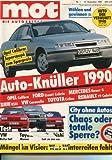 MOT - Die Autozeitschrift, Heft 1/1990, Technik & Test der Youngtimer der 90er