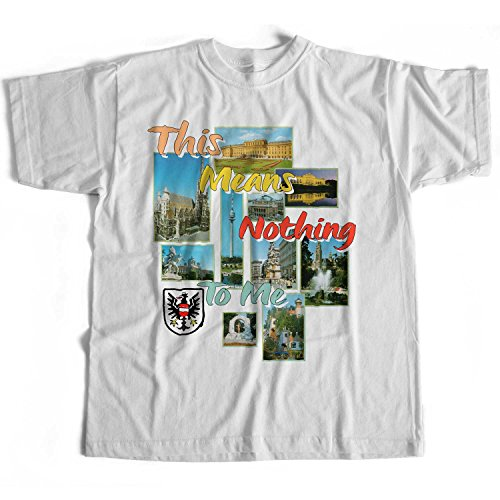 Ultravox Vienna T-shirt - This Means Nothing To Me