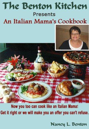 Italian Recipes: An Italian Mama's Cookbook (Cooking Food and Wine 2) (English Edition)