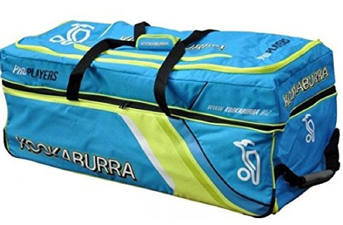 KOOKABURRA Pro Spieler whellie Cricket Praxis Kit Bag Tragegurt Gepäck