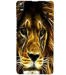 LENOVO K3 NOTE LION Back Cover by PRINTSWAG
