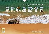 Portugals Traumküste Algarve (Wandkalender 2019 DIN A4 quer): Traumhafte Fotos der Algarve (Monatskalender, 14 Seiten ) (CALVENDO Orte) - Thomas Herzog