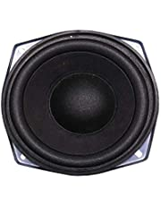 "Nktronics 5"" inch 4 ohms 35watt subwoofer for hometheater car Audio and Studio subwoofer Pack of 1 pcs"