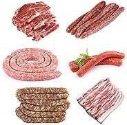 Colis Barbecue XXL - Colis Grillades avec 12 kg de viandes panachées - Viande origine France