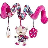 Tuc Tuc Kimono - Sonajero para niñas, 31 cm