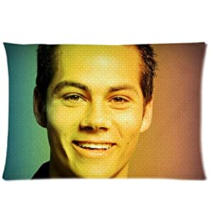 Coutume Dylan O'Brien Pillowcase Taie D'oreiller 20x30 ( One Side Design ) 6794
