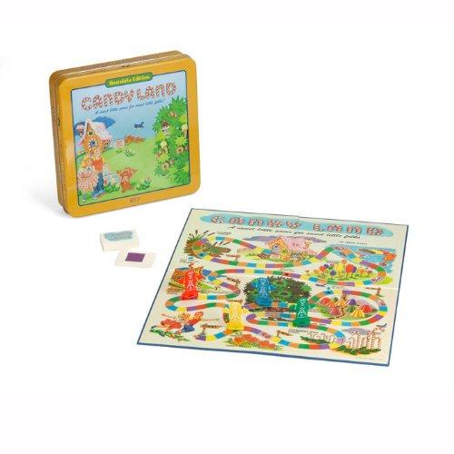 Candyland Deluxe Board Spiel in Classic Nostalgie Collector 's Dose von Winning Lösungen