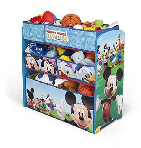 Zoom IMG-3 disney cassettiera organizer giocattoli in