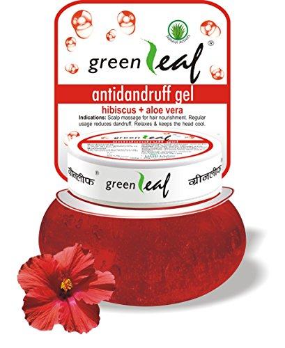Green Leaf Anti Dandruff Gel, Red, 500g