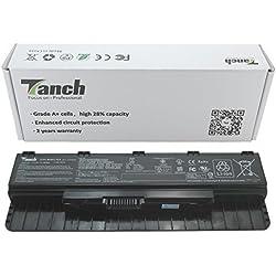 A32N1405 A32LI9H Batterie pour ordinateur portable ASUS N551 G551 N751 N741 G7415 Ordinateur portable portable Batterie rechargeable Batterie 10.8V 5200mAh