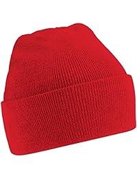 Original Abofeteado Beanie sombrero de Beechfield - 36 Gama de Colores f54fb5c8ad6