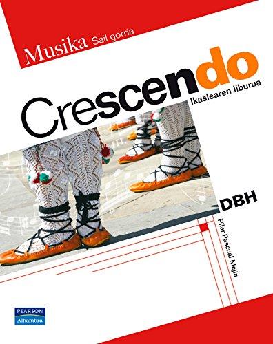 Crescendo ikaslearen liburua - 9788420553108