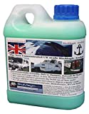 BULK DEAL BioMagic Concentrated Biological Toilet Fluid Treatment for use in Caravan, Motorhomes & Boats 10x1litre