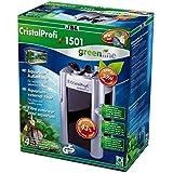 JBL 60212 Außenfilter für Aquarien von 160 - 600 Litern, CristalProfi e 1501 greenline