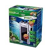 JBL CristalProfi e 1501 greenline 60212 Außenfilter für Aquarien von 160-600 Litern