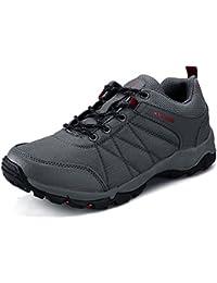 f8ca7c5789a66 Zapatos para Hombre Zapatillas de Deporte atléticas de los Hombres  Ocasionales de la Parte Inferior Gruesa