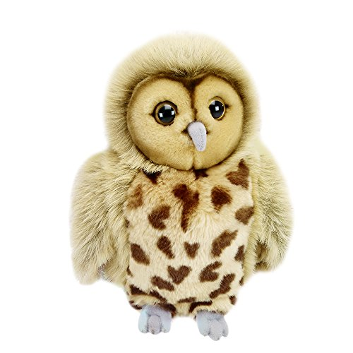 Full-Bodied Animal Puppets: Owl