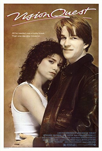 Vision Quest Movie Poster (68,58 x 101,60 cm)