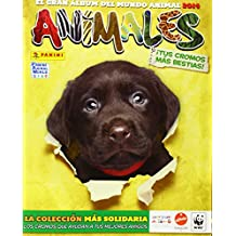 Álbum Animales 2014. ¡Tus Cromos Más Bestias!