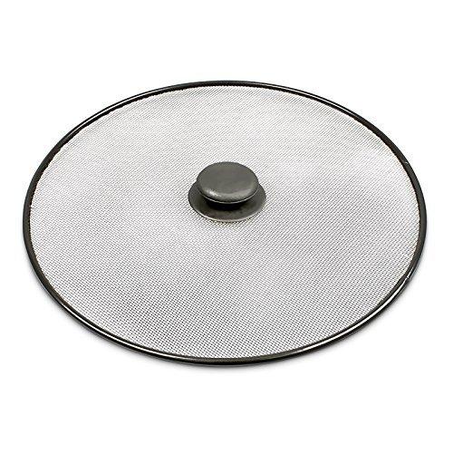 Spritzschutzdeckel/Spritzschutz aus Edelstahl