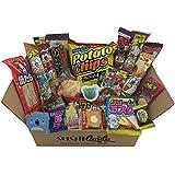20 Dulces japoneses DAGASHI OCTUBER set regalo con caramelo para los niños