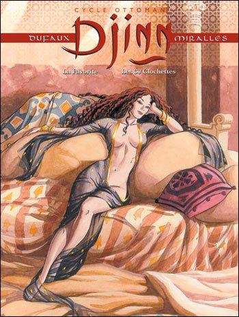 Djinn, intégrale de tomes 1 à 9 en quatre volumes
