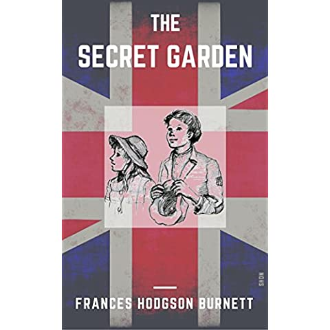 The Secret Garden (Shandon Classics) [The UK Best-Loved Novels Of All Times - #20]