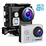 Best Underwater Camcorders - WiMiUS Sport Action Camera 4K Ultra HD Camcorder Review