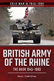 British Army of the Rhine (Cold War 1945–1991)