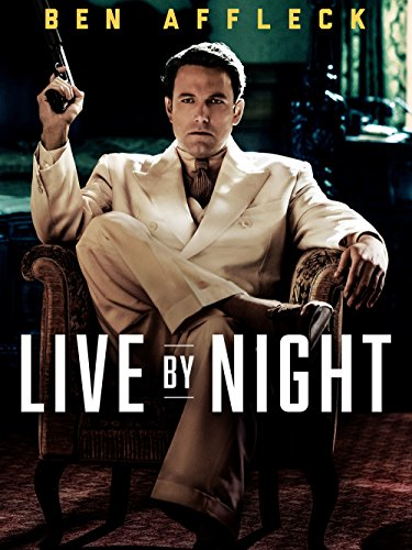 Live by Night Cover