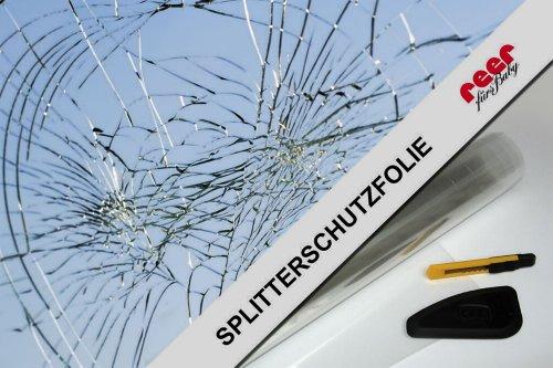 reer 7152 - Splitterschutzfolie