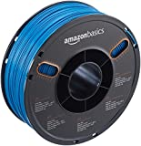 AmazonBasics - ABS 3D-Drucker Filament, 1,75 mm, Blau, 1 kg pro Spule