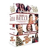 Noël n° 3 - Coffret 4 films : Le Noël de Belle + Retour vers une nouvelle vie + Un Noël de star + Back to Christmas