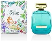 NINA RICCI Chant D'Extase For Women Eau De Parfum Spray (Limited Edition), 80 ml