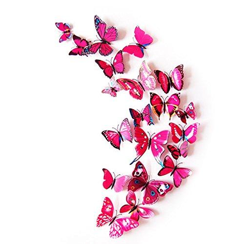 badalink-12-tlg-3d-wandtattoo-wand-aufkleber-schmetterlinge-im-3d-style-in-rose-12-stuck-wanddekorat