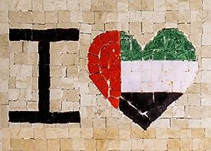 Trois petits points Juego de 3 pequeños Puntos de Mosaico Completo M Love UAE-Maxi, 6192459601083, Universal