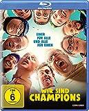 Wir sind Champions [Blu-ray]