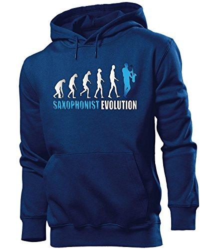 SAXOPHONIST EVOLUTION 4582(HKP-N-Weiss-Blau) Gr. S