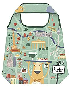 moses. 81853 Shopper Berlin, Bunt
