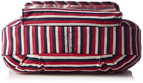 Tracolle A Tracolla Kipling Da Donna, 31x22x12,5 Cm Multicolore (strisce Di Zucchero)