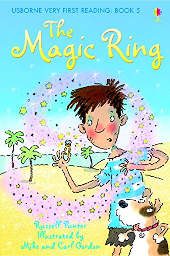 The magic ring (Usborne Very First Reading)
