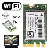 #3: Alcoa Prime Wireless Bluetooth NGFF WIFI Card 300M For Dell DW1707 VRC88 Qualcomm QCNFA335