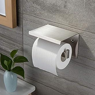 Toilettenpapierhalter Bild