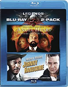 Angel Heart & Johnny Handsome  [US Import] [Blu-ray] [Region A]