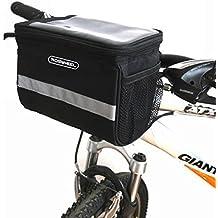 Lixada Wasserdichte Rahmentasche für MTB/Fahrrad