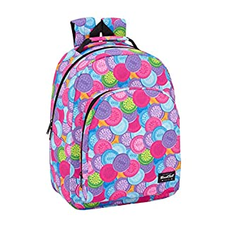 Blackfit8 «Cookies» Oficial Mochila Escolar 320x150x420mm